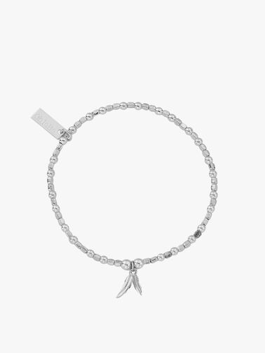Double Feather Bracelet