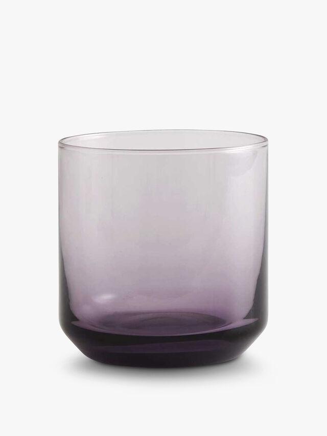Retro Drinking Glass