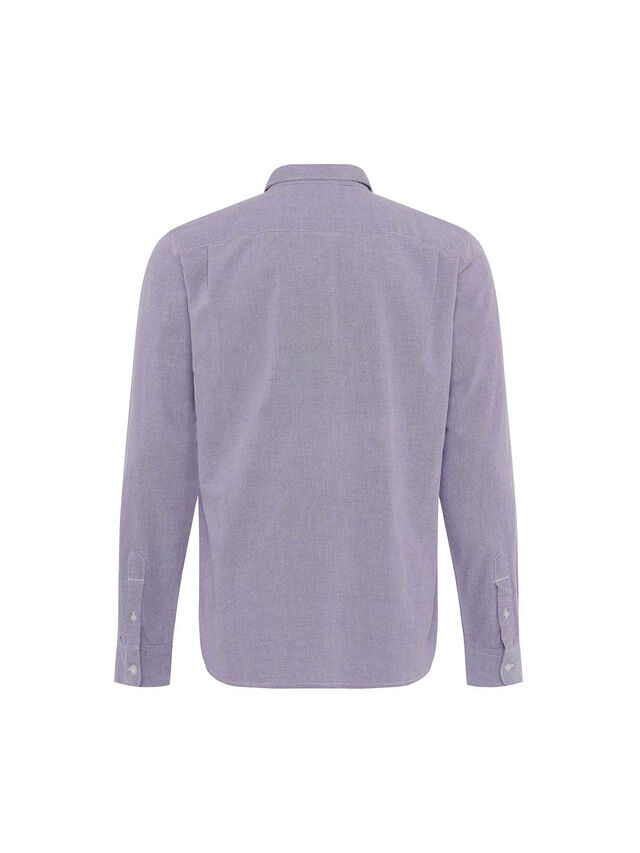 Classic Oxford Long Sleeve Shirt