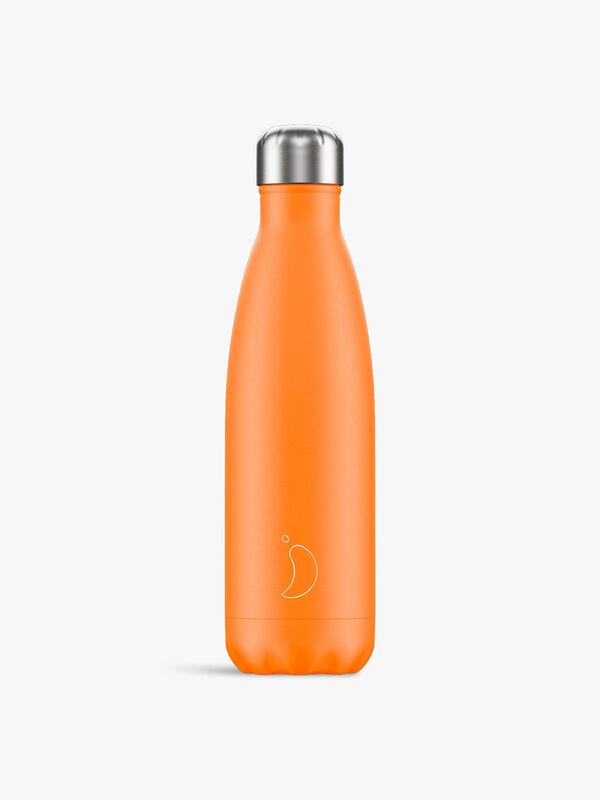 Neon Orange Bottle 500ml
