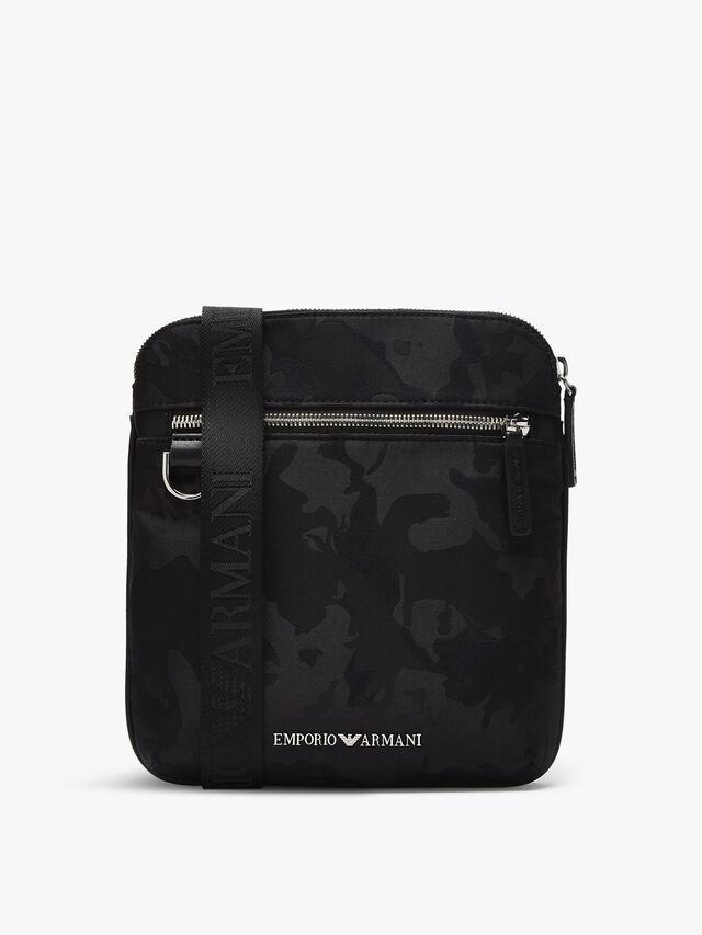 Small Flat Messanger Bag