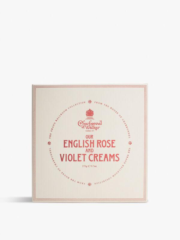 Rose Violet Creams