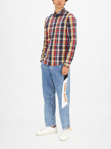 Check-Shirt-DM0DM10610
