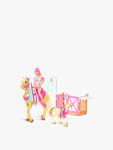 Groom 'n Care Doll, Horses and Playset
