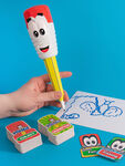 Super, Silly Drawing and Guessing Game