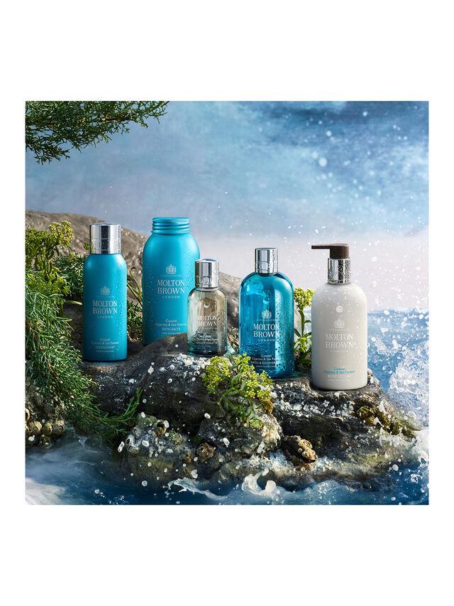 Coastal Cypress & Sea Fennel Bath Salts