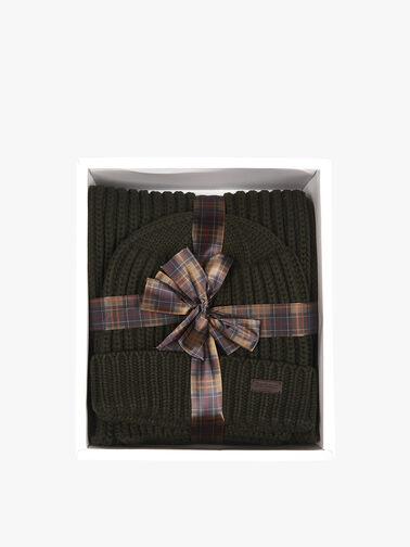 Chunky Rib Knitted Giftset