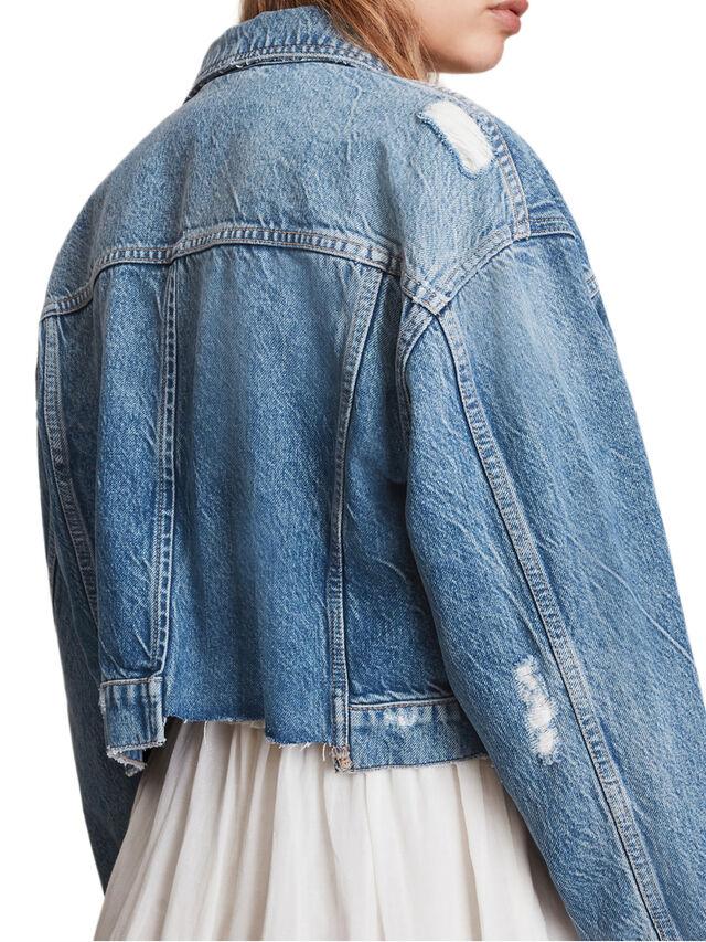 Beth Patch Jacket