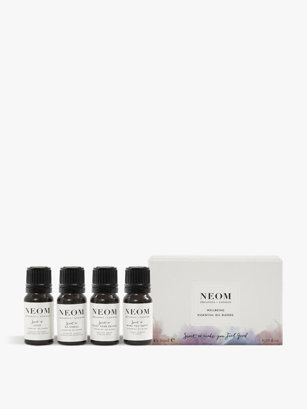 Wellbeing Essential Oils x 4
