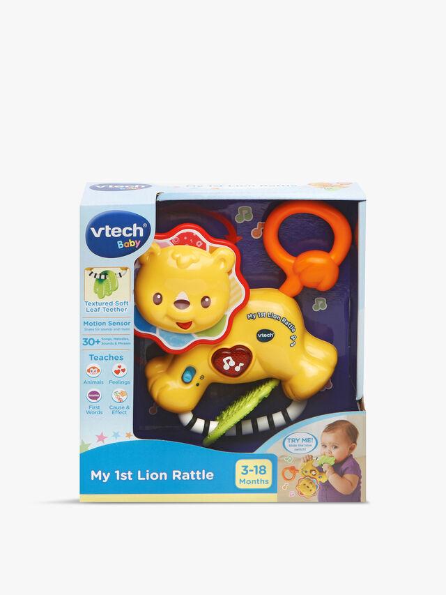 My 1st Lion Rattle
