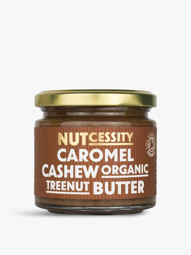Organic Caromel Cashew Butter