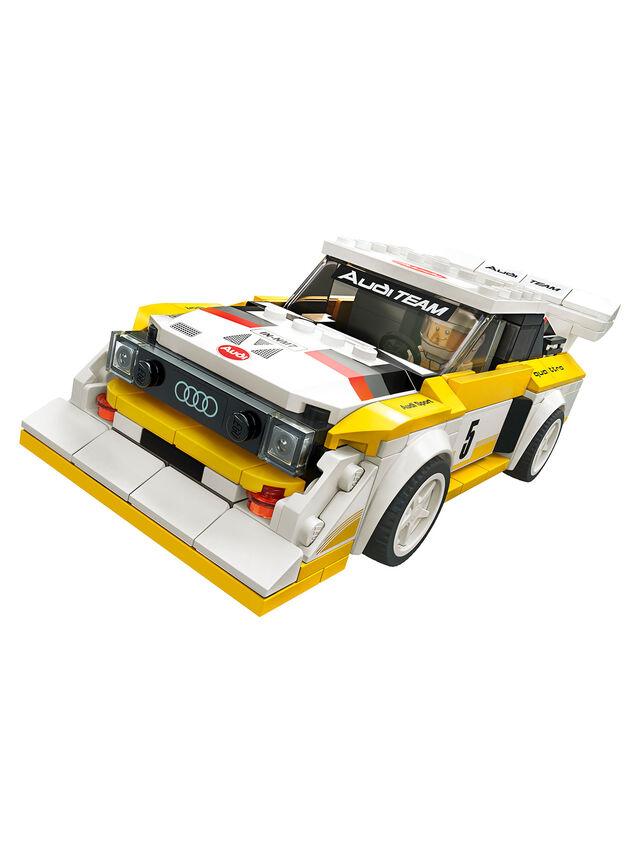 1985 Audi Quattro S1