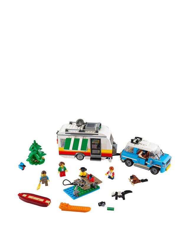 Caravan Family Holiday