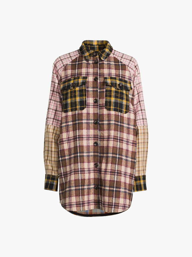 Pechelo Checked Shirt