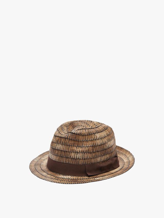 Space Dye Trilby Hat