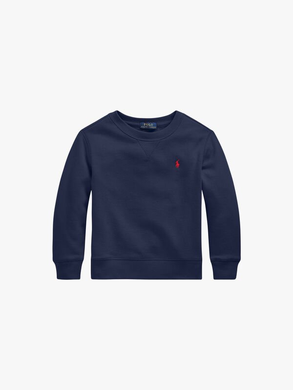 Seasonal Fleece Sweatshirt