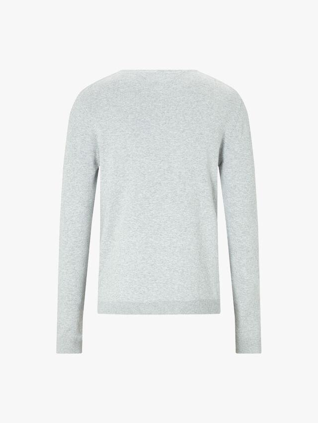 Regular Fit Fleece Sweatshirt