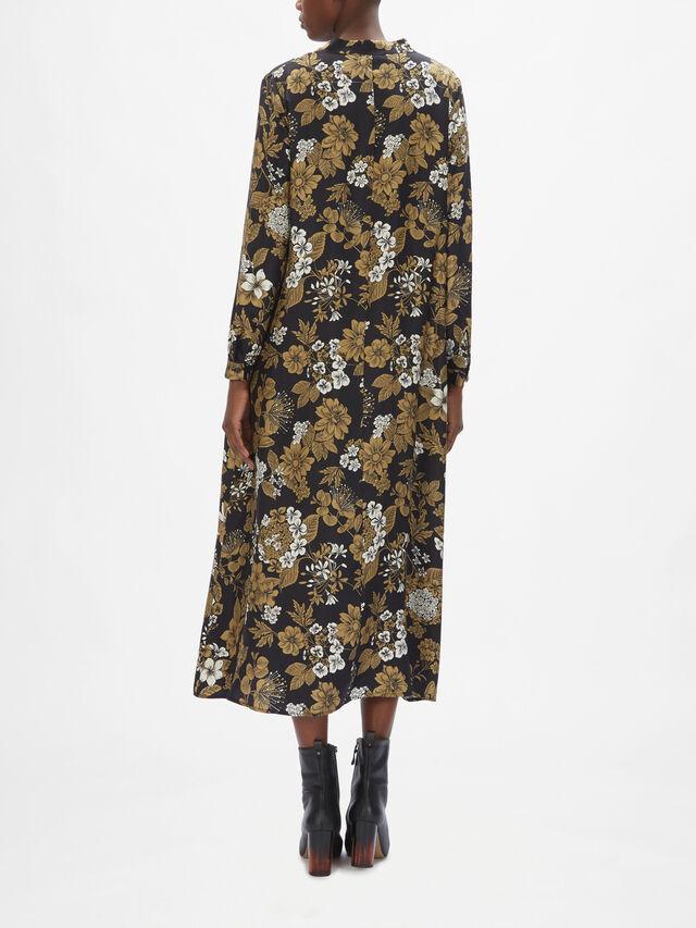 Atena Maxi Shirt Dress