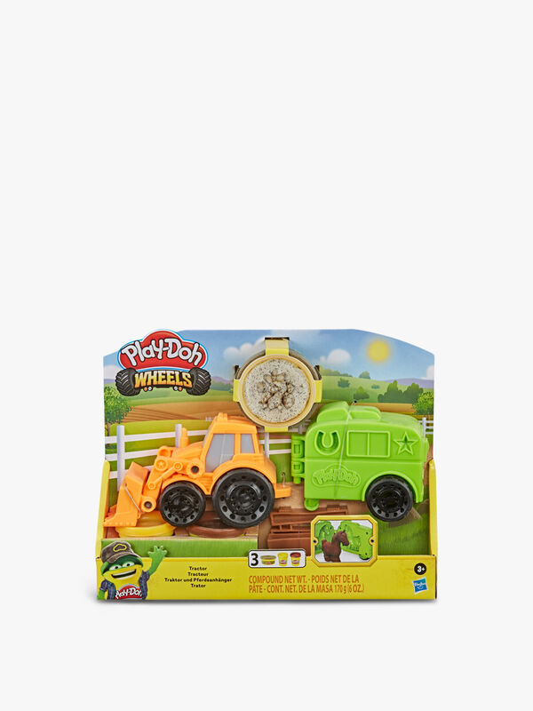 Tractor Farm Truck Toy