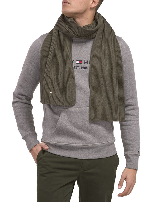 Cotton Cashmere Scarf