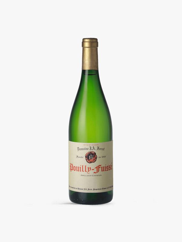 Domaine Ferret Pouilly Fuisse Wine
