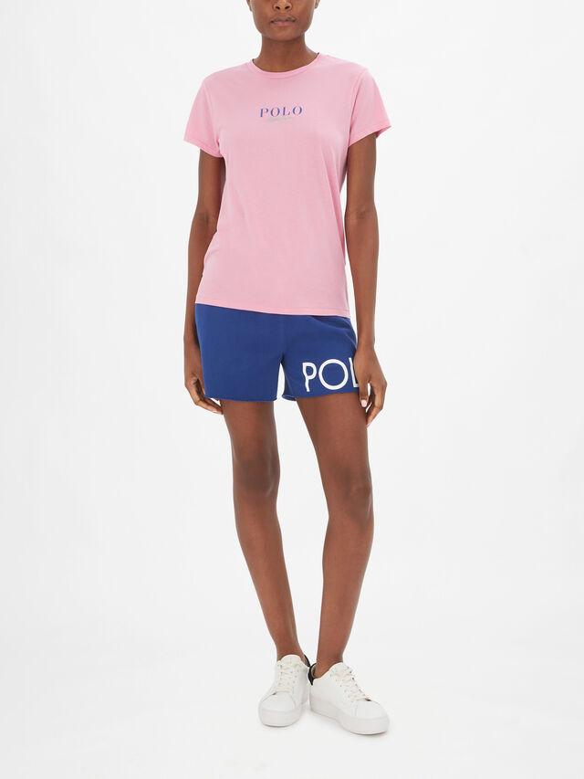 Polo Logo Skinny Tee