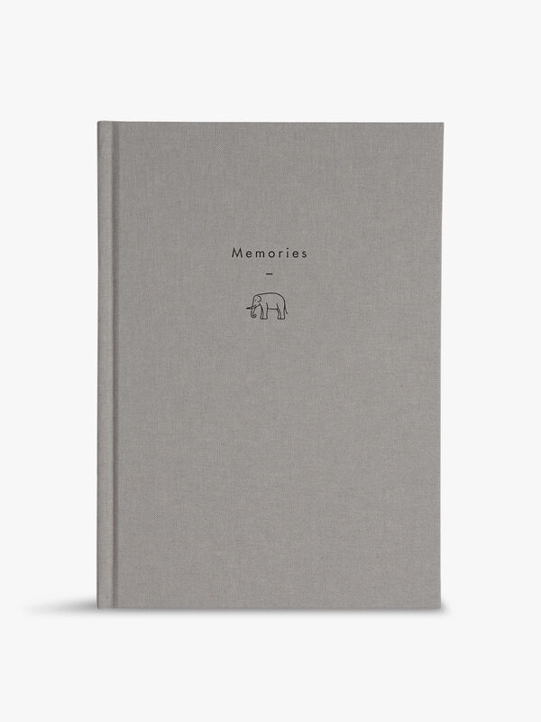 Memories Writing as Therapy Notebook