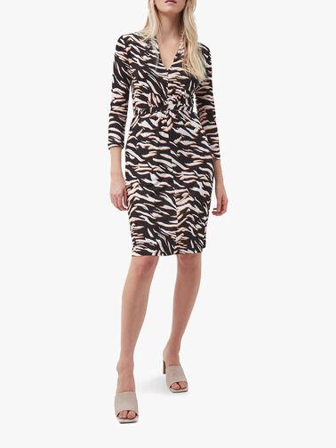 Thita-Iger-Tiger-Long-Sleeve-Jersey-Dress-71QEZ