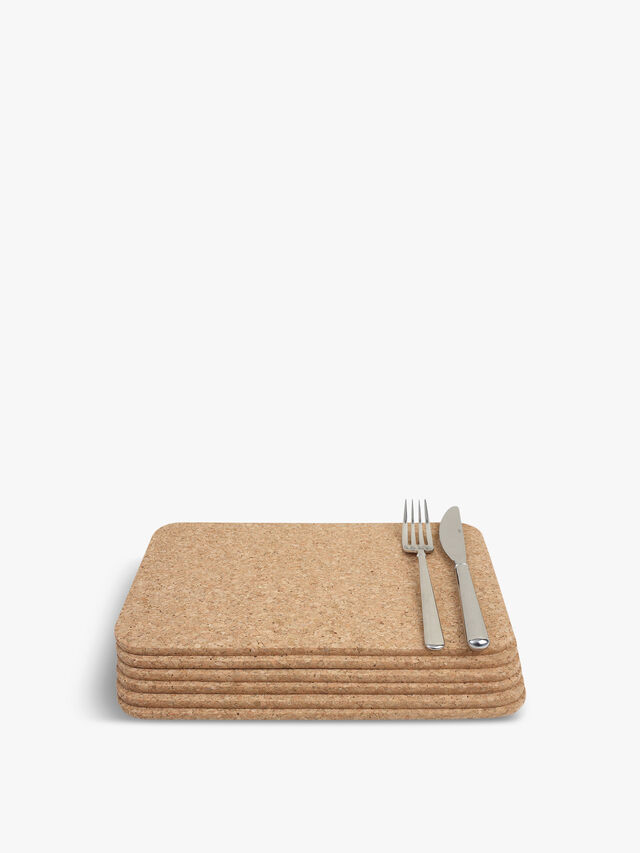 Rectangular Tablemats Set of 6