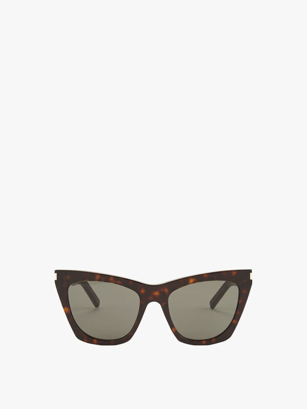Kate Square Cat-eye Sunglasses