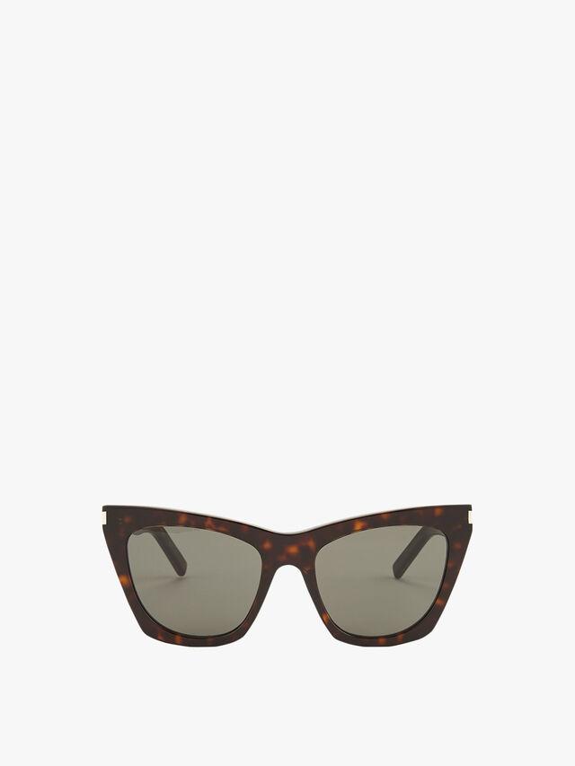 Kate Square Cat-eye Sunglasses
