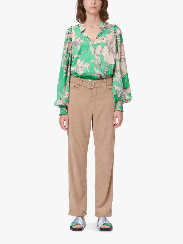 Tabuc Floral Blouse