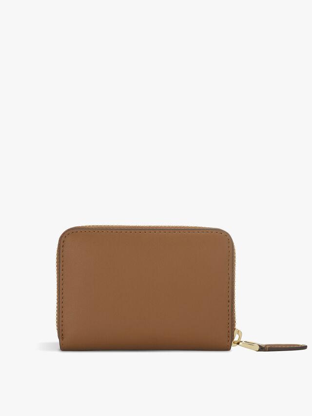 Dryden Small Zip Wallet