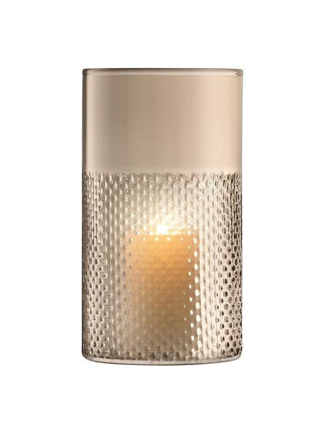 Wicker Vase/Lantern 25cm