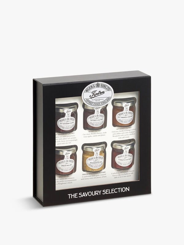 Savoury Selection Box