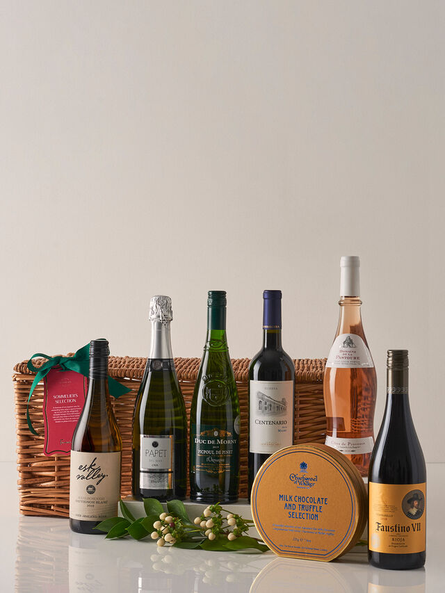 Sommelier's Selection Hamper