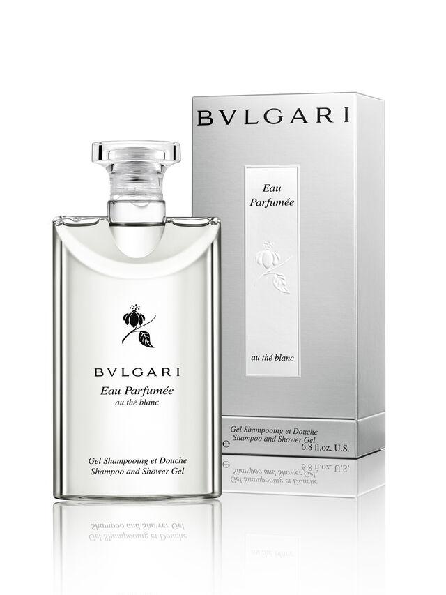 Eau Parfumée au Thé Blanc Shampoo & Shower Gel 200 ml