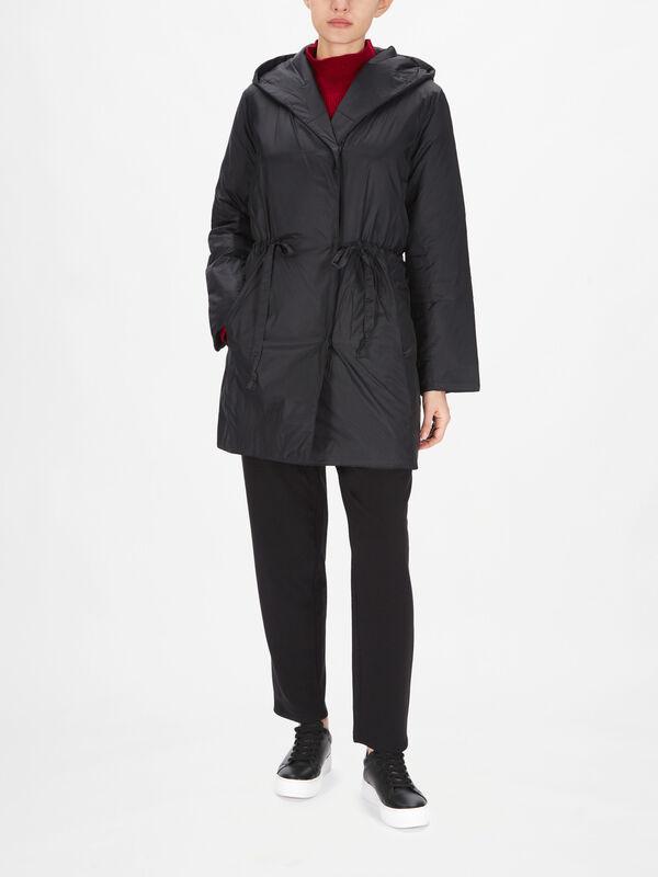 Hooded Long Coat