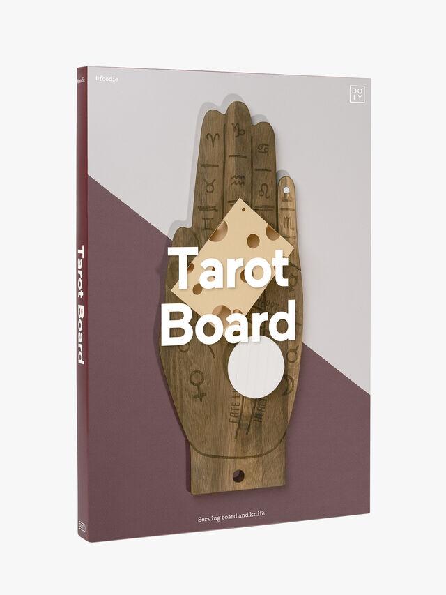 Secret Tarot Serving Board