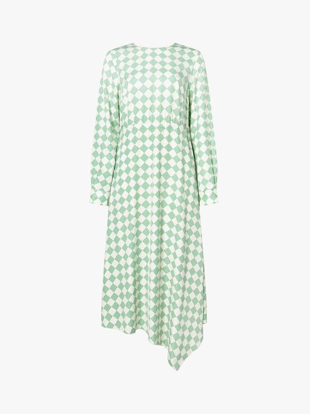 Minnie Rhombs Dress