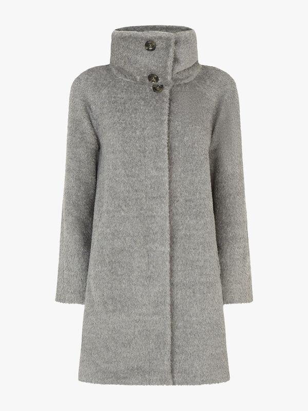 Gregory A Line Short Coat