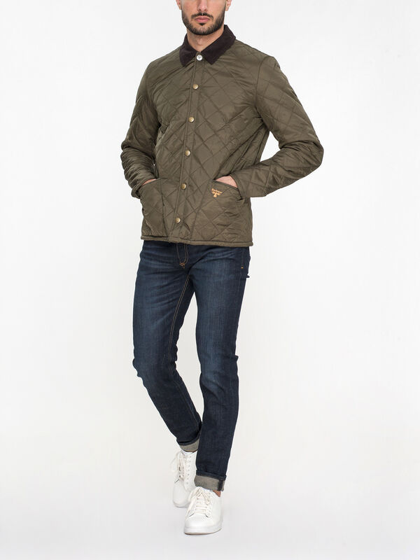 Starling Quilted Jacket