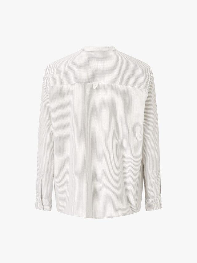 Fine Stripe Swing Shirt