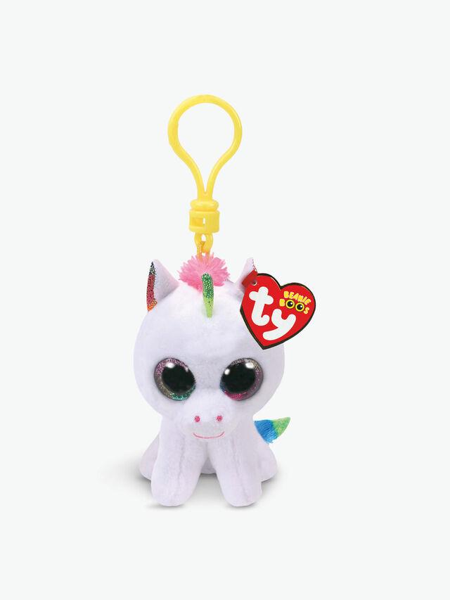 Pixy Unicorn Boo Key Clip