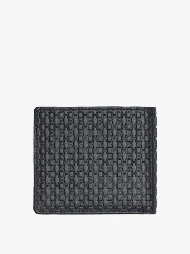 Crosstown Embossed HB Wallet