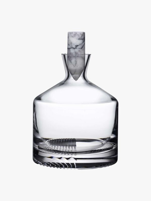 Alba Short Whisky Glass Bottle
