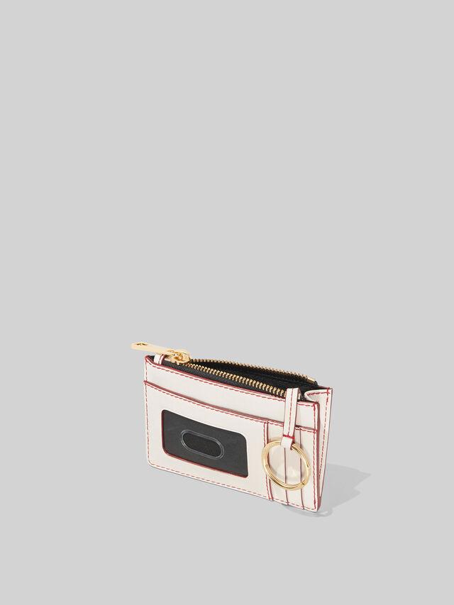Vday Box Top Zip Multi Wallet