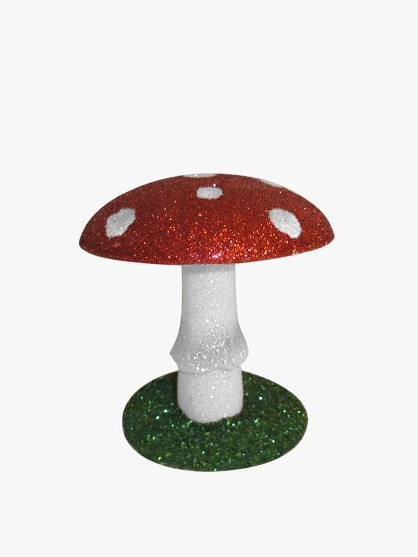 Mushroom Red Decoration