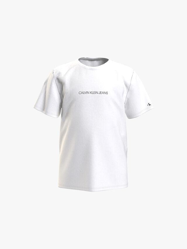 Pique Logo T-Shirt