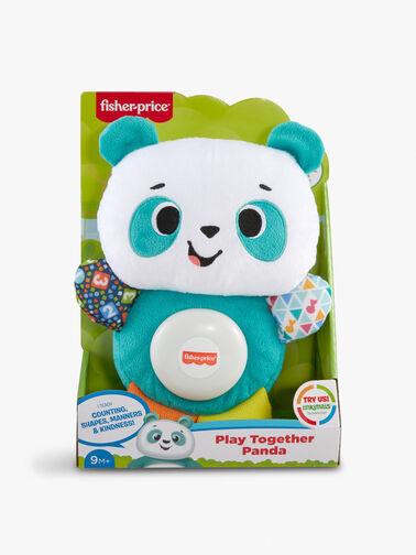 Linkamals Panda Plush